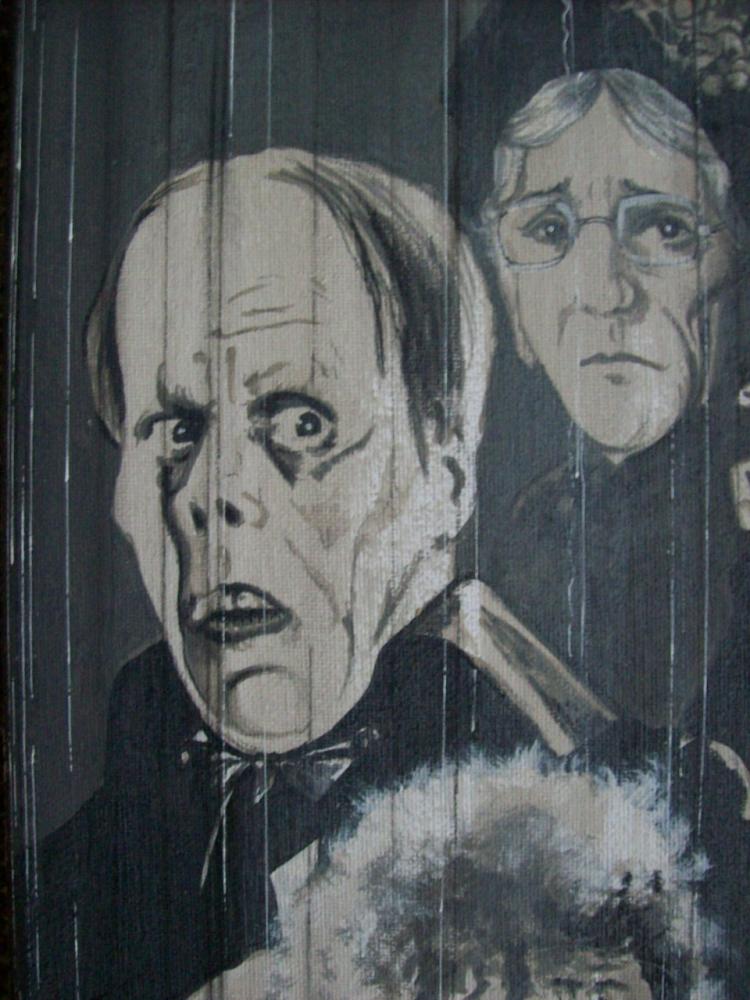 Lon Chaney Sr. by Tom-Heyburn